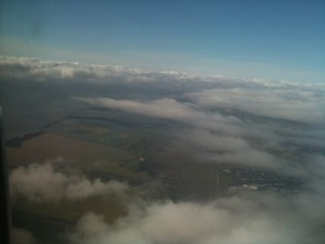 One of my many flying photos...