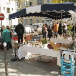 Personal tour of the Port de Vanves Flea Market & A day in the life