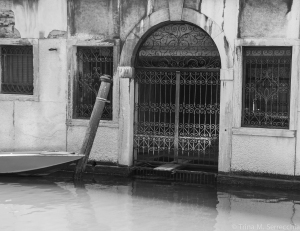 5D CHALLENGE Venice BW_