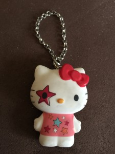 HelloKitty metro card/device