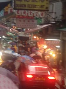 HK side street